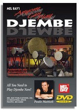 Mel Bay: Anyone Can Play Djembe DVD