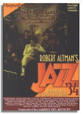 Robert Altman's Jazz 34: Remembrances Of Kansas City Swing