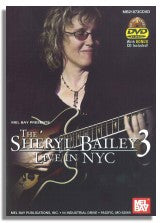 Sheryl Bailey 3 - Live in NYC (DVD)