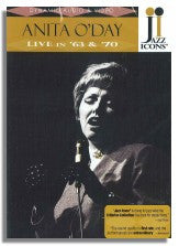 Jazz Icons 4: Anita O'Day - Live in '63 & '70