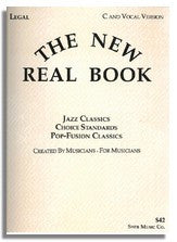 The New Real Book Volume 1 (Sher Music Co, 1988) C and vocal edition