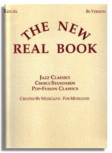 The New Real Book Volume 1 (Sher Music Co, 1988) Bb edition ISBN 978-188321725-9