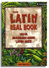 The Latin Real Book (Sher Music Co, 1997) Bb edition