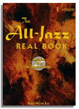 The All-Jazz Real Book (Sher Music Co, 2001) Eb edition