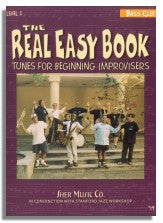 The Real Easy Book Level 1 (Sher Music Co, 2003) Bass clef edition