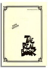 The Real Book (6th edition, Hal Leonard Europe) Bass clef edition