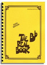 The Real Book (6th edition, Hal Leonard Europe) for Bb instruments