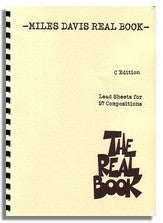 Miles Davis Real Book - C Edition (Hal Leonard)