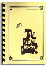 The Real Book (6th edition, Hal Leonard Europe) in C (European Pocket Edition)