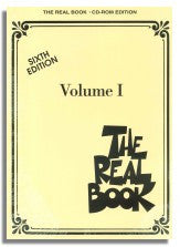 The Real Book (6th Edition, Hal Leonard) - Volume 1 - C version CD-Rom