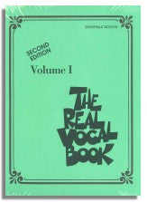 The Real Vocal Book: Volume 1 (European 2nd Edition)