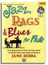 Jane Sebba: Jazz, Rags and Blues for Flute