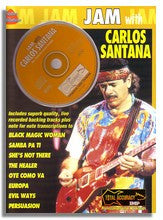 Professional Guitar Workshop: Jam with Carlos Santana