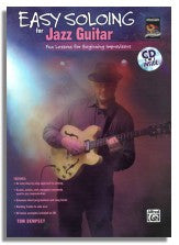 Tom Dempsey: Easy Soloing for Jazz Guitar