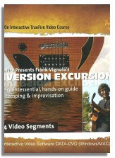 Frank Vignola: Inversion Excursion (Truefire) - DVD-ROM version