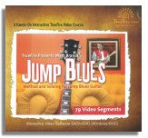 Matthieu Brandt: Jump Blues (Truefire) - DVD-ROM version