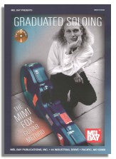 The Mimi Fox Guitar Method: Graduated Soloing (Bk/CD)