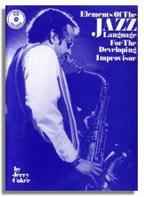 Jerry Coker: Elements of the Jazz Language