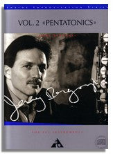Jerry Bergonzi: Inside Improvisation 2 - Pentatonics
