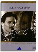 Jerry Bergonzi: Inside Improvisation 3 - Jazz Line