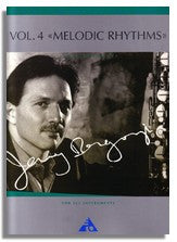 Jerry Bergonzi: Inside Improvisation 4 - Melodic Rhythms