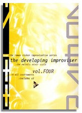 Ramon Ricker: Volume 4 - The Developing Improviser