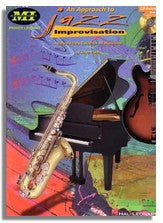 Dave Pozzi: An Approach to Jazz Improvisation - A Step-by-step Guide for Musicians