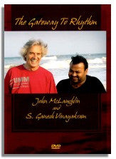John McLaughlin: The Gateway to Rhythm DVD
