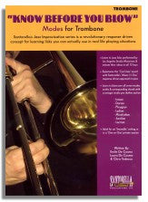 Santorella: Know Before You Blow - Modes for Trombone