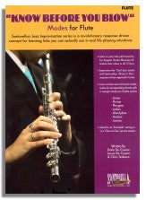Santorella: Know Before You Blow - Modes for Flute