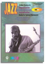 Nicolás Reinoso: Jazz Improvisation - Studies for Technical Development