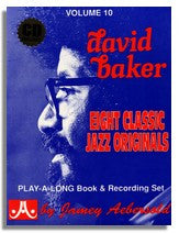 Jamey Aebersold volume 10: David Baker