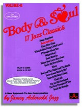 Jamey Aebersold volume 41: Body & Soul