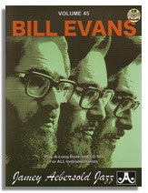 Jamey Aebersold volume 45: Bill Evans