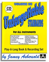 Jamey Aebersold volume 58: Unforgettable