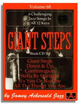 Jamey Aebersold volume 68: Giant Steps - Standards In All Keys