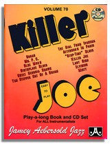 Jamey Aebersold volume 70: Killer Joe