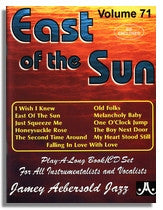 Jamey Aebersold volume 71: East of the Sun