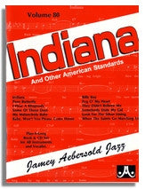 Jamey Aebersold volume 80: Indiana