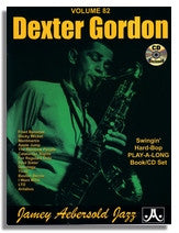 Jamey Aebersold volume 82: Dexter Gordon