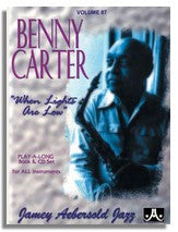 Jamey Aebersold volume 87: Benny Carter - When Lights Are Low