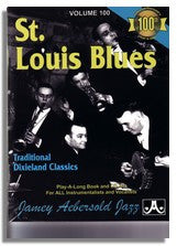 Jamey Aebersold volume 100: St. Louis Blues - Dixieland Classics