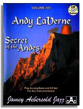 Jamey Aebersold volume 101: Andy LaVerne - Secrets Of The Andes