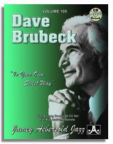 Jamey Aebersold volume 105: Dave Brubeck - In Your Own Sweet Way