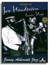 Jamey Aebersold volume 108: Joe Henderson - Inner Urge