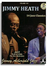 Jamey Aebersold volume 122: Jimmy Heath