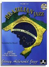 Jamey Aebersold volume 124: Brazilian Jazz