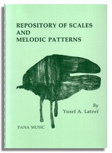 Yusef Lateef: Repository of Scales and Melodic Patterns