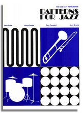 Jerry Coker, James Casale, Gary Campbell: Patterns for Jazz (bass clef)