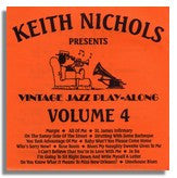 Keith Nichols: Vintage Jazz Play Along CD Volume 4